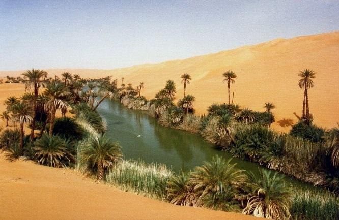 Первые люди появились в Аравии 400 тысяч лет назад