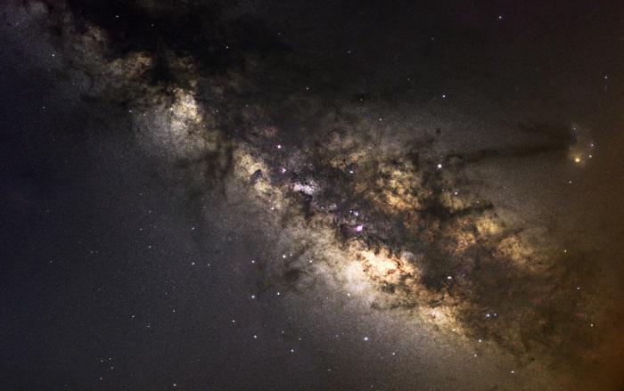 Ученые зафиксировали неизвестный радиосигнал из центра галактики