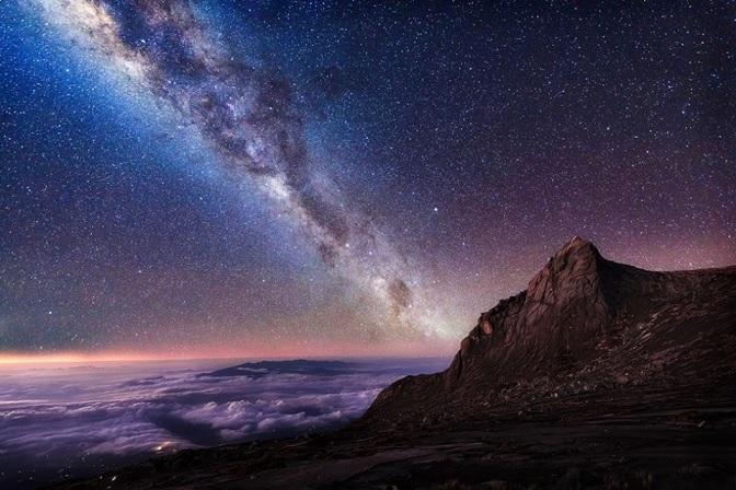 Ученые обнаружили необычное свойство Млечного Пути