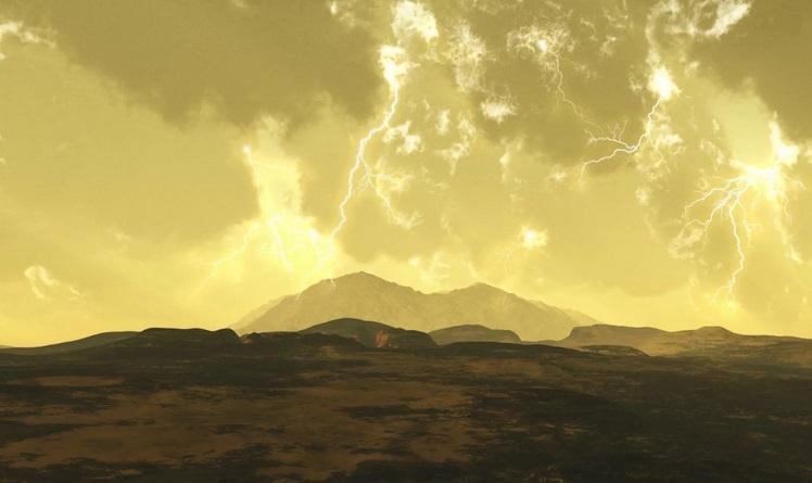 Исследование показало, что Венера моложе Марса