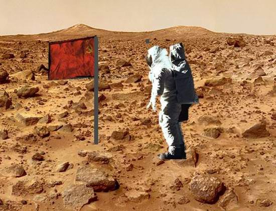 СССР и США уже побывали на Марсе. Видео полета из 70-х годов потрясло Сеть
