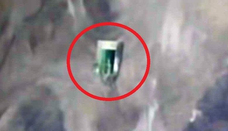 Женщина заметила «капсулу с гуманоидом» в прямом эфире МКС