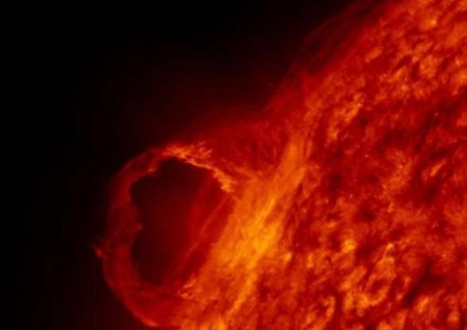 На поверхности Солнца обнаружили усилитель магнитного поля