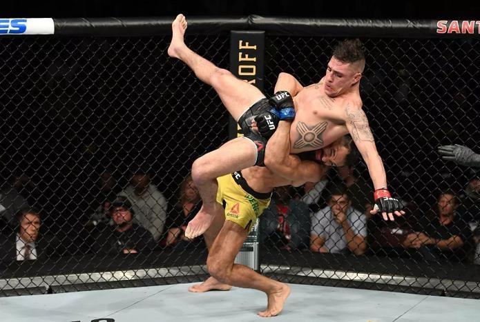 Боец UFC рассказал о встрече с НЛО