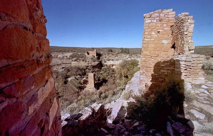 Древние индейцы добывали в пещерах лед, чтобы выжить