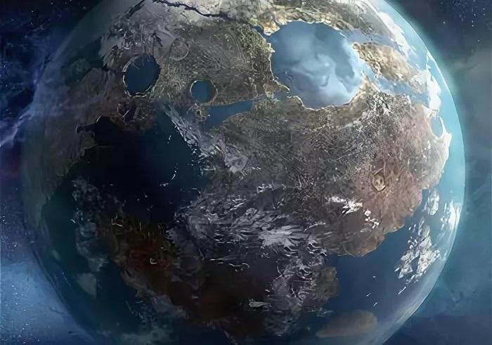 Планета, похожая на Землю, находилась между Сатурном и Ураном, выяснили ученые