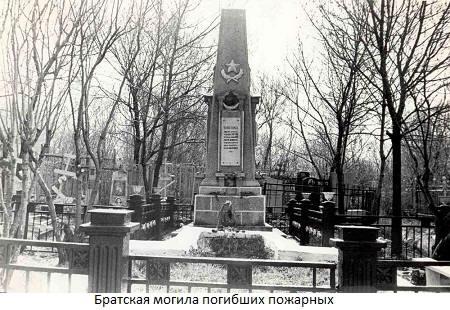 Самарская огненная катастрофа 1948 года