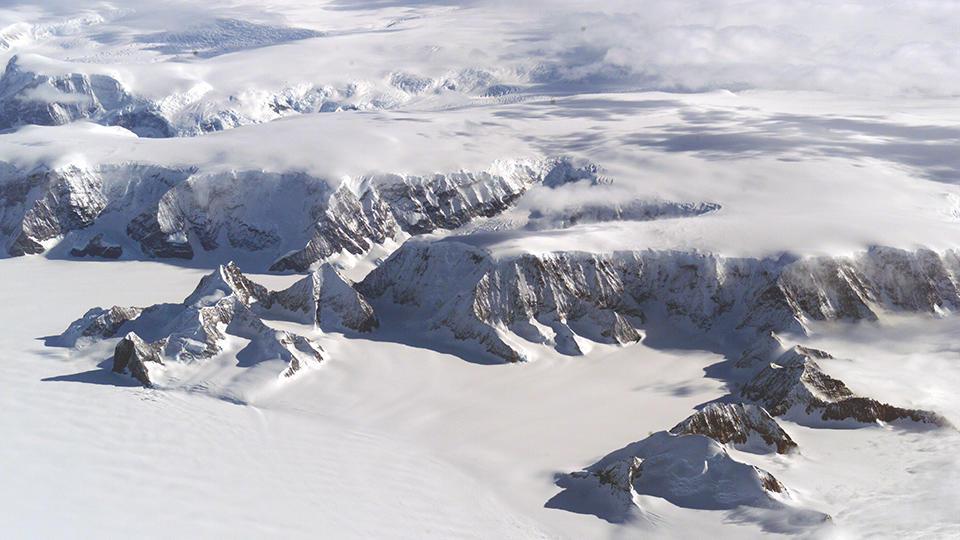 Коронавирус теперь обнаружен на Антарктиде