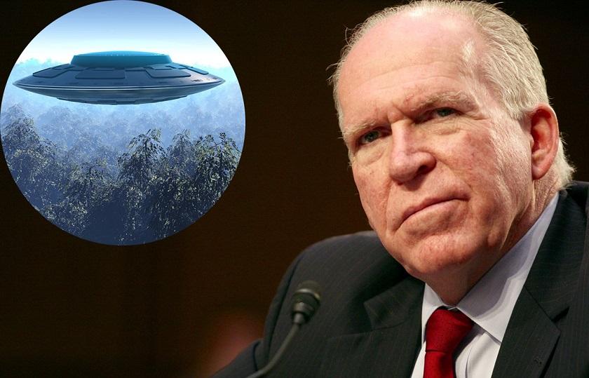 Бывший директор ЦРУ рассказал о «летающих тарелках»
