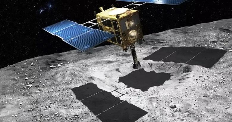 В грунте с астероида Рюгу нашли структуру искусственного происхождения