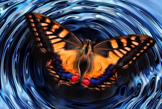 Возможен ли «эффект бабочки» при путешествиях во времени