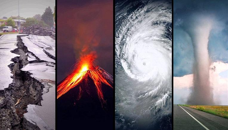Ущерб от природных катаклизмов за 2020 стал рекордным
