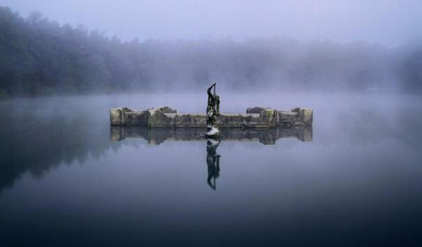 Тайная комната под озером