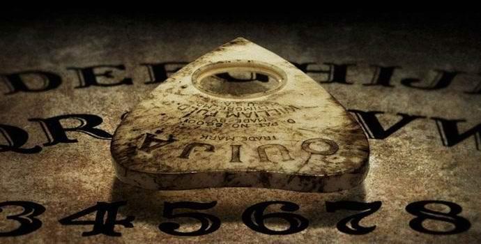 Уиджа – загадочная спиритическая доска