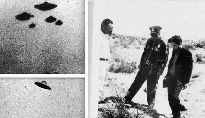В ЦРУ опубликовали архив информации, связанной с НЛО и пришельцами