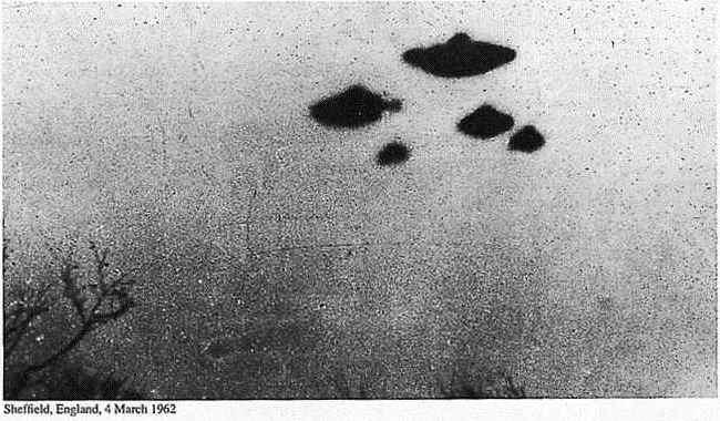 В ЦРУ опубликовали архив информации, связанной с НЛО и пришельцами (3 фото)