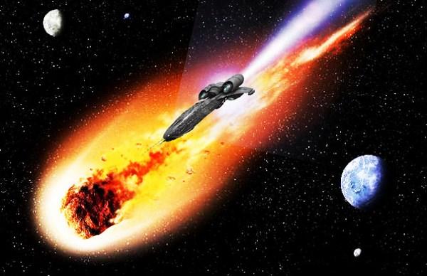 Три новых сообщения об НЛО