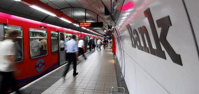 В Лондонском метро полно призраков