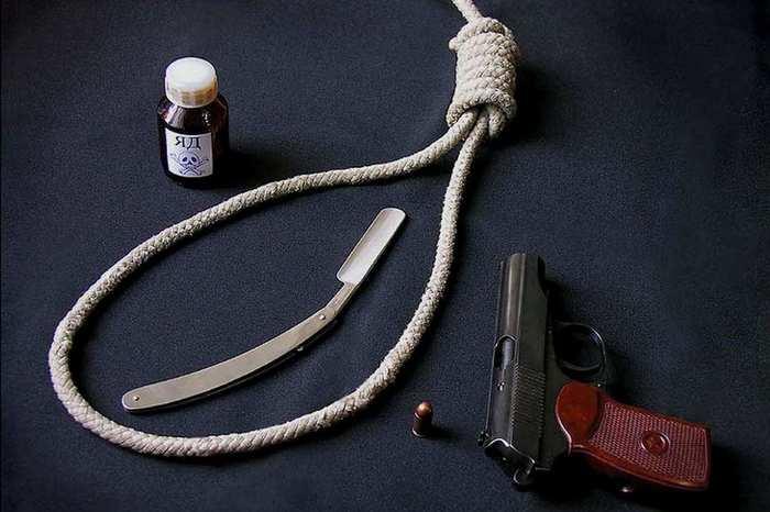 Некоторые феномены самоубийств