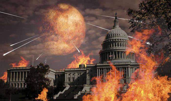 Землян снова пугают Апокалипсисом (4 фото)