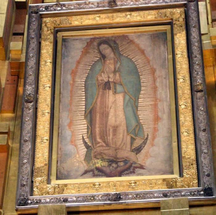 Одно из самых фантастических явлений Девы Марии