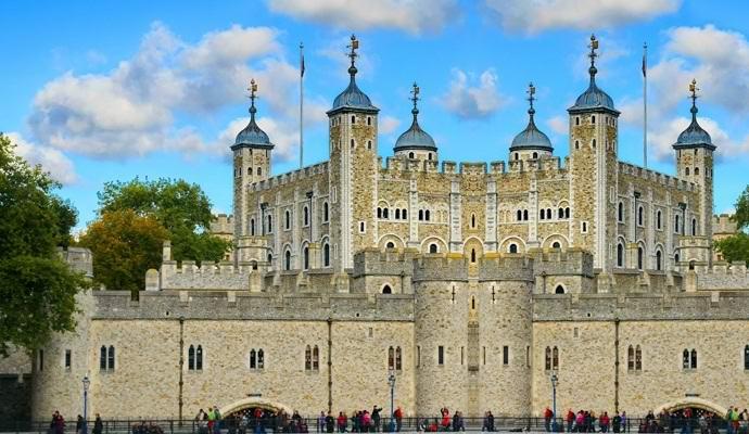 В Лондонском Тауэре сфотографировали призрак принца