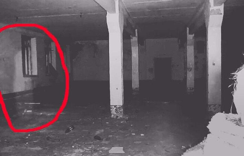 Российский охотник на привидений сфотографировал дух убитой девушки