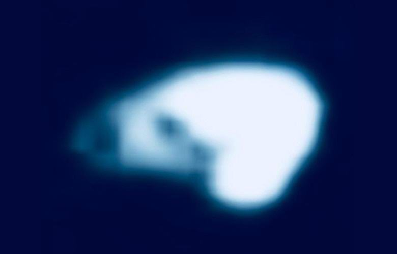 Замечен НЛО, подозрительно похожий на «Тысячелетнего сокола»
