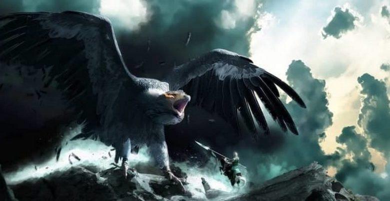 «Громовая птица» повстречалась жителю Пенсильвании