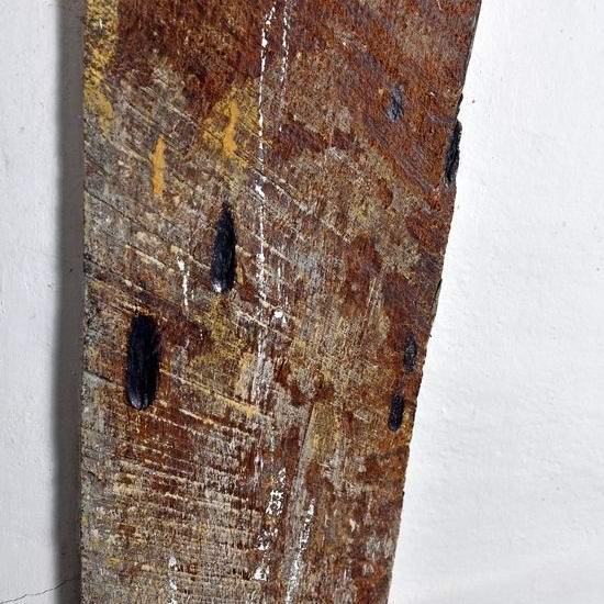 В средневековой лачуге нашли следы пирокинеза ведьмы