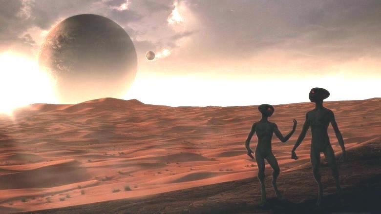Китай поставил задачу первым выйти на контакт с пришельцами