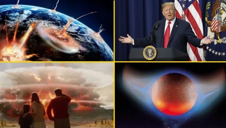 Конспирологи предположили, что выборов президента США в 2020 году не будет