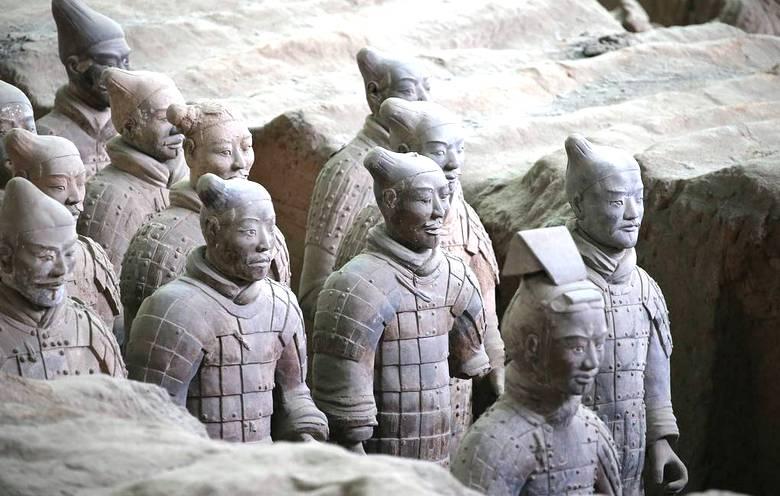 Армия терракотовых воинов императора Цин Шихуаньди пополнилась