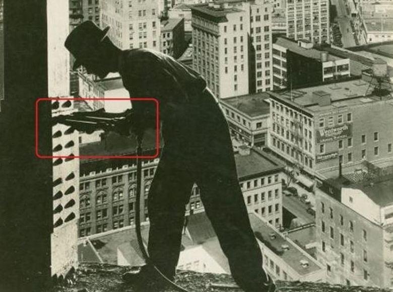 Интересное в истории: загадочные клёпки прошлого