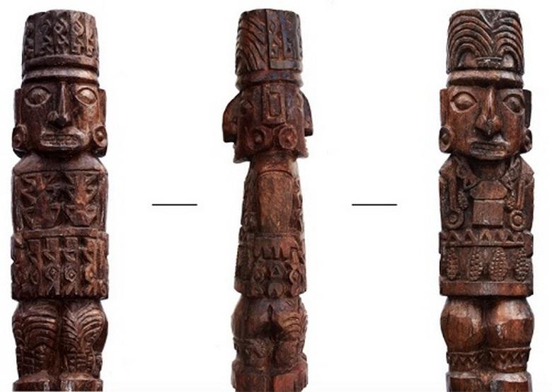 Загадочный деревянный идол Пачакамак раскрывает свои тайны