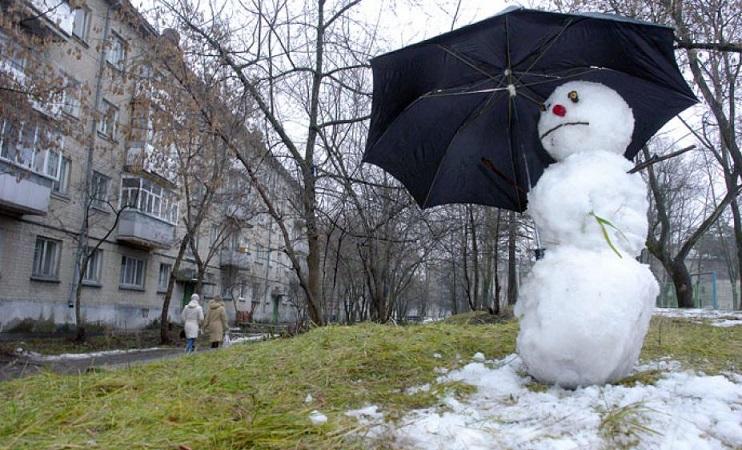 Больше снега не будет: японские ученые сделали прогноз о погоде в Евразии