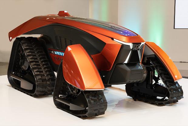 В Японии создан «умный» трактор «X Tractor»