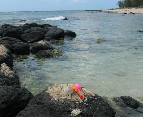 Один из пляжей Маврикия (фото Ebbe Hartz).