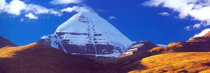 Гора-пирамида Кайлас – духовный центр Земли