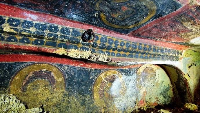 Обнаружена древнейшая христианская церковь