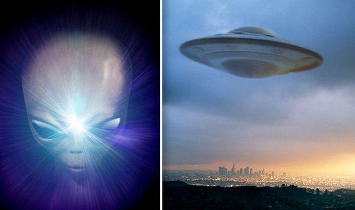 Инопланетянин просит землян о помощи
