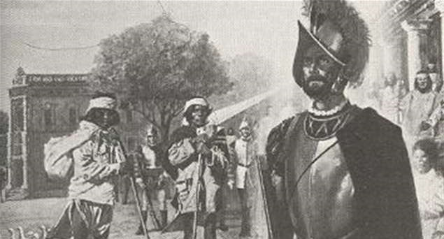 Телепортация Хиля Переса (из архивов испанской инквизиции)