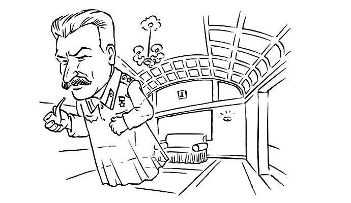 Сочинскую дачу Сталина внесли в международный реестр привидений