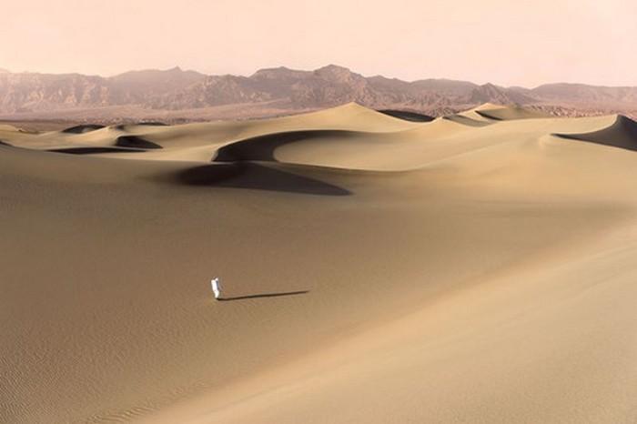 Белые кролики, марсианские пейзажи Земли и наивные ухищрения НАСА