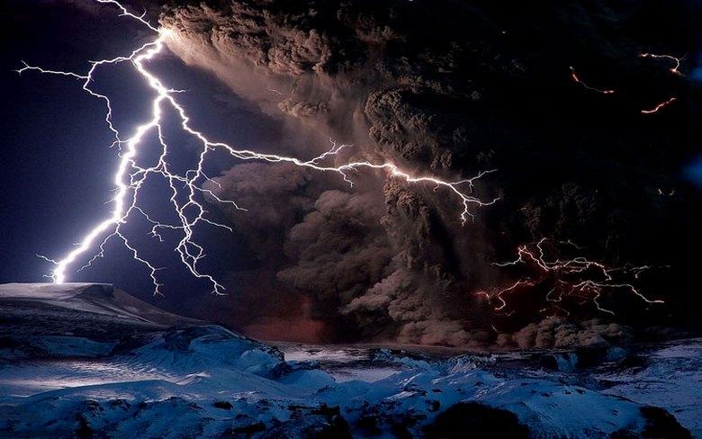 Удивительные явления природы, которые граничат с фантастикой