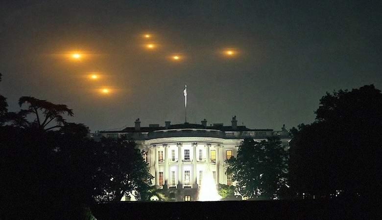 Ричард Никсон оставил в Белом доме тайник с информацией об инопланетянах