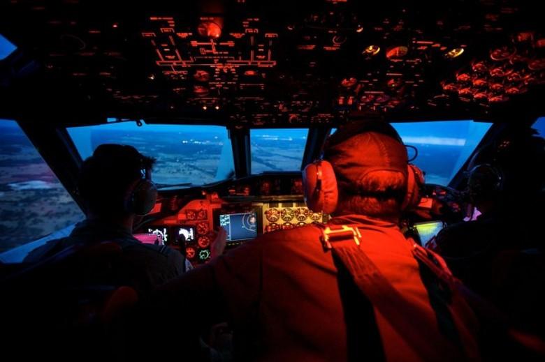 Самолет – это вам не человек со смартфоном