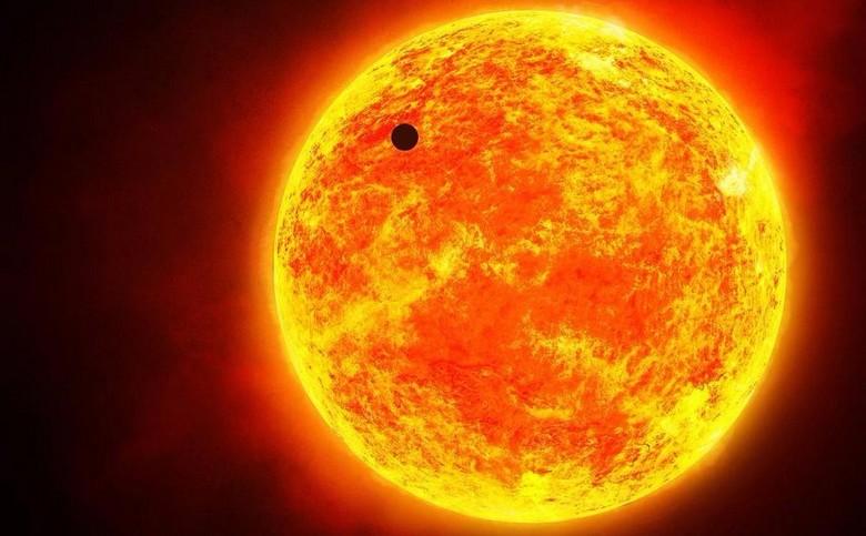 Как такое возможно: Солнце на мгновение исчезает из космоса