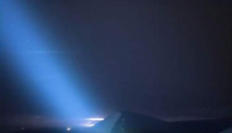 Над вулканом в Гавайях заснято редкое атмосферное явление