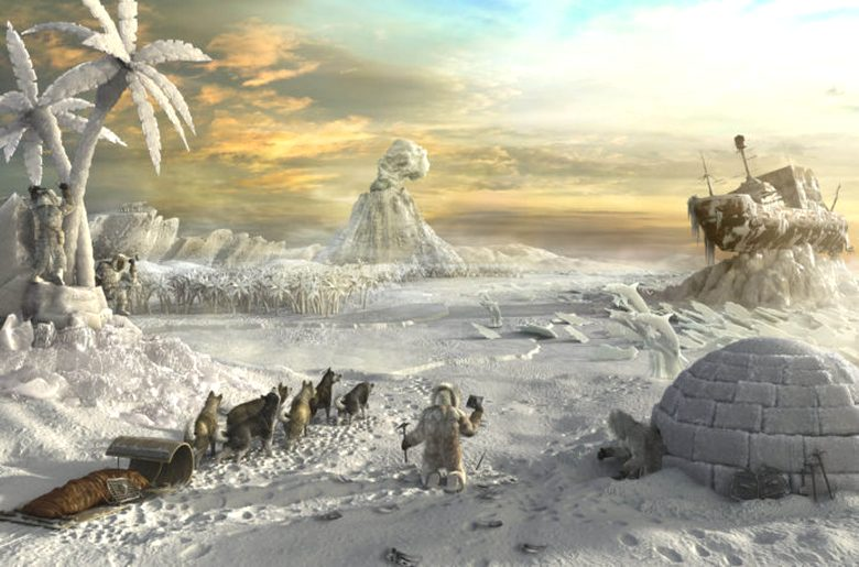 Причина малого ледникового периода XVI века, возможно, кроется в массовом истреблении американских индейцев